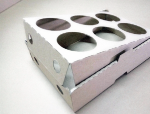 Упаковка для молока-ерана