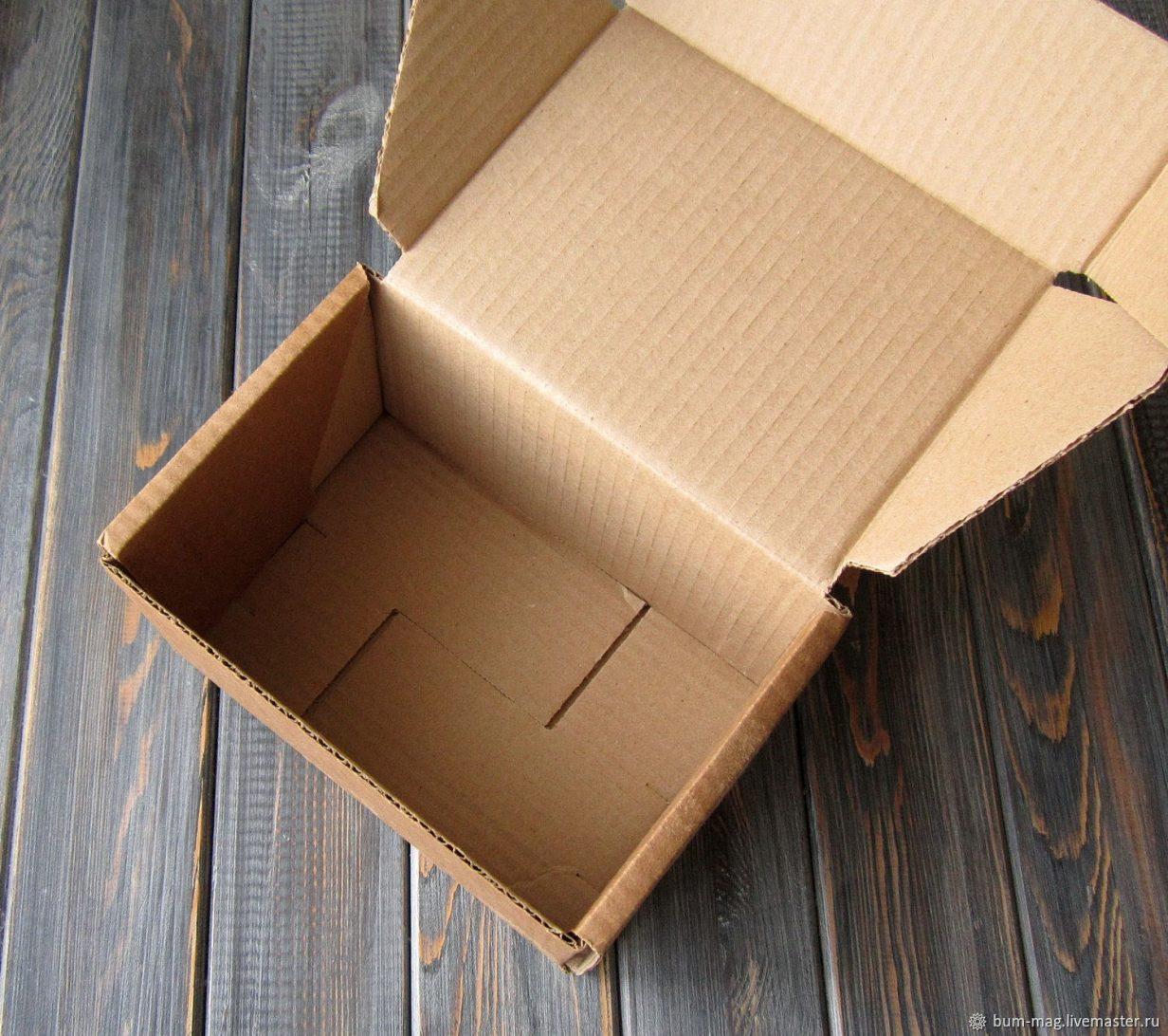 Маленькие коробки для почты