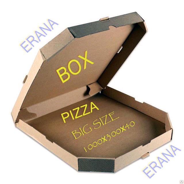 Большая коробка для пицц Еранаы