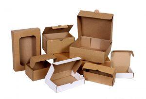коробки из гофрокартона ERANA