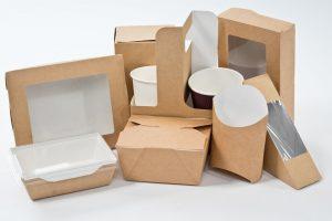 Пищевые картонные коробки ЕРАНА