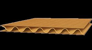 трех слойный гофрокартон Ерана