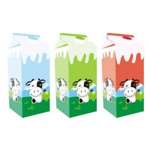 Коробки для Молока-Ерана