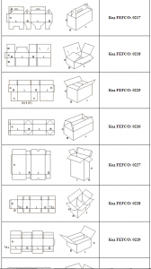 Пример каталог Фефко