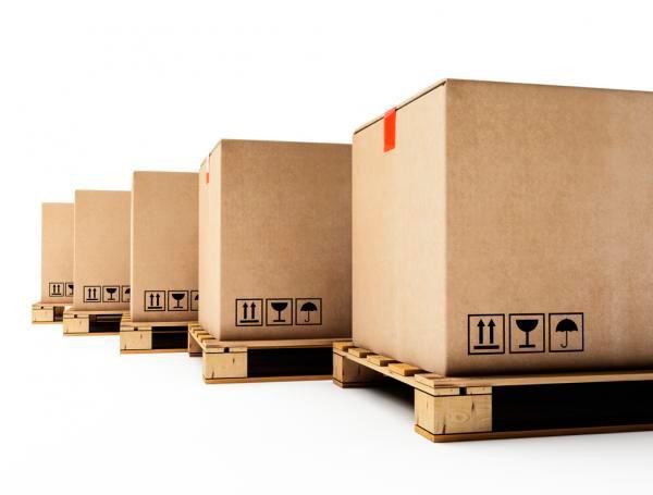 Картонная упаковка бытовой техники